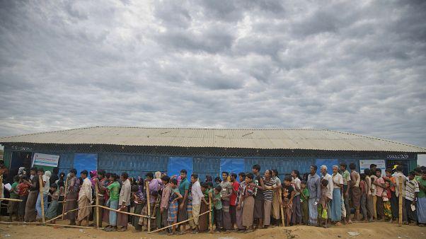 مسلمو الروهينغا في بنغلادش يخشون سيناريو كارثي مع اقتراب وباء كوفيد-19
