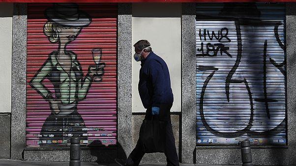España reabre este lunes parte de su actividad económica