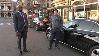 Nyugat-Európa: 80%-os forgalomcsökkenésre panaszkodnak a taxisok