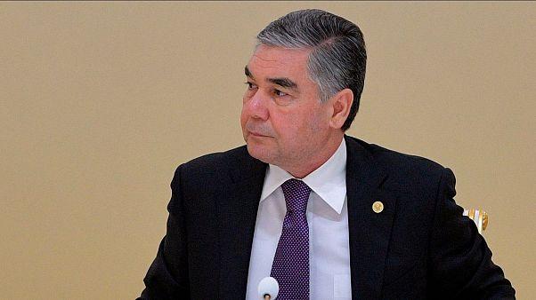 Türkmenistan Devlet Başkanı Gurbanguli Berdimuhammedov