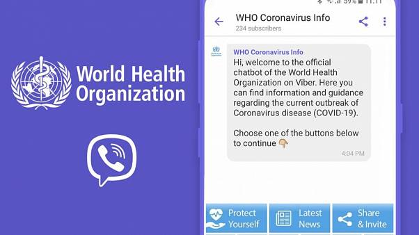 Viber messaging platform is latest to counter COVID-19 misinformation