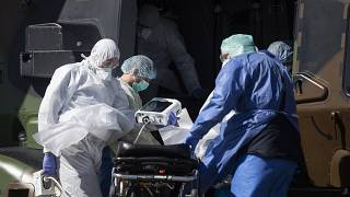 Virus Outbreak France