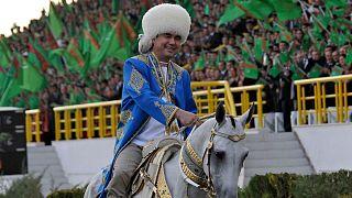قربانقُلی بِردیمحمداُف، رئيس جمهوری ترکمنستان