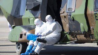 Francia aumenta la producción de mascarillas para hacer frente al COVID-19