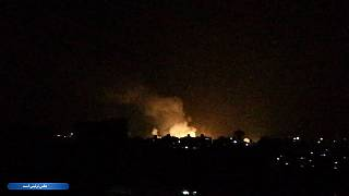سوریه «موشکهای اسرائیلی» را «پیش از اصابت به هدف منهدم» کرد