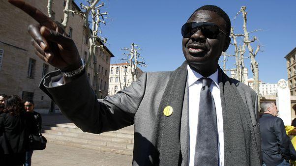 رئيس نادي مرسيليا السابق باب مامادو ضيوف
