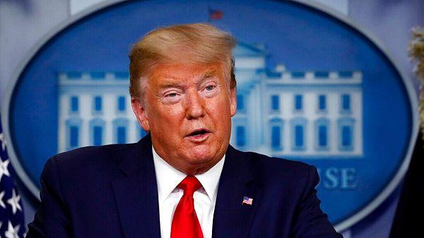 هشدار ترامپ به آمریکاییها: ۱۴ روز پیش رو بسیار بسیار دردناک خواهد بود