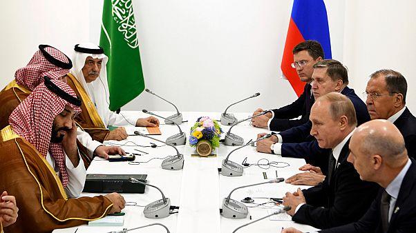 ترامب يعلن استعداده للتوسط في الخلاف النفطي بين روسيا والسعودية