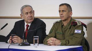 Benjamin Netanyahu,Aviv Kochavi