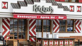 Corona-Hotspot Kitzloch in Ischgl