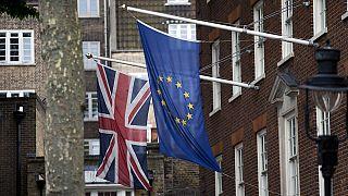 APTOPIX Britain EU