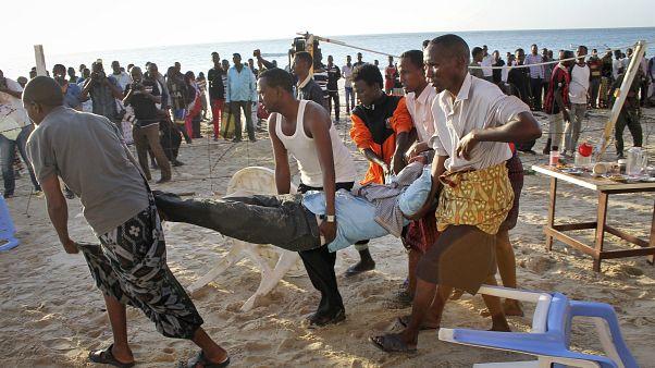 Somali'de şiddet olayları