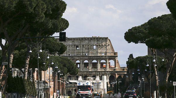 Itália regista 727 mortes em 24 horas