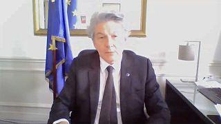 """Thierry Breton : """"Aucun pays ne sera laissé de côté dans cette crise"""""""