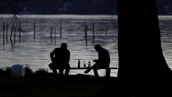 بحيرة شتارنبرغر سي في مدينة شتارنبرغ بألمانيا