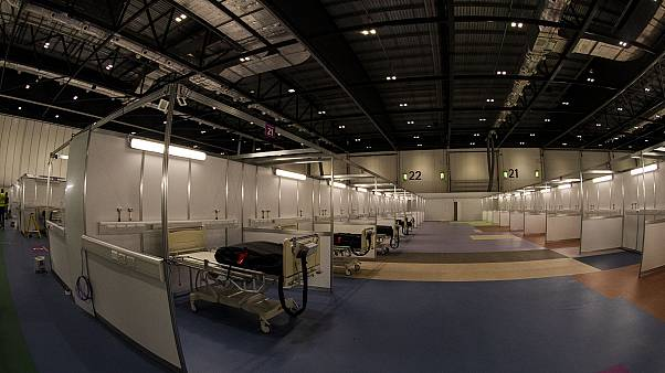NHS Nightingale: From concept to reality