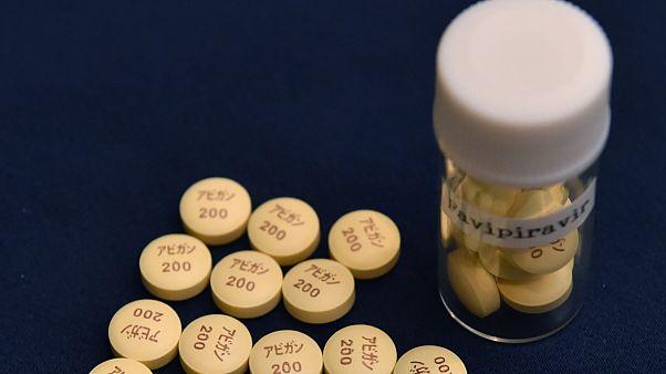İnfluenza ilacı Avigan'ın Covid-19 için klinik deneylerine başlandı