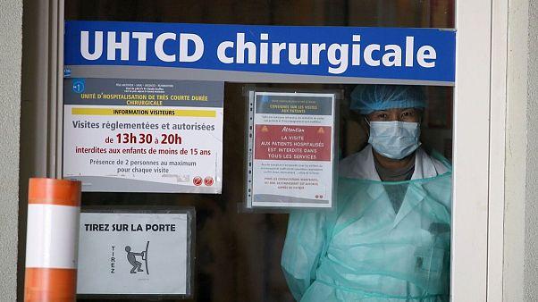 فرانسه: در صورت ادامه بحران کرونا به حد کافی ذخیره دارویی داریم