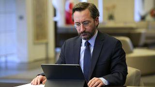 CHP İstanbul'dan İletişim Başkanı Altun hakkında suç duyurusu