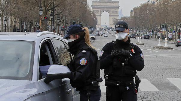APTOPIX France Virus Outbreak