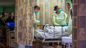 شمار قربانیان ویروس کرونا در آمریکا از ۵ هزار نفر فراتر رفت