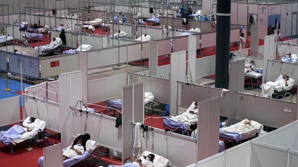افراد مبتلا به ویروس کرونا در سراسر جهان از یک میلیون نفر فراتر رفتند