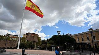 Madrid on April 2, 2020