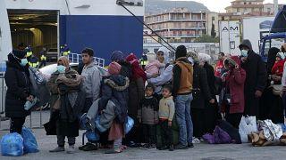 ابتلای پناهجویان به ویروسکرونا در یونان؛ یکی از اردوگاهها قرنطینه شد