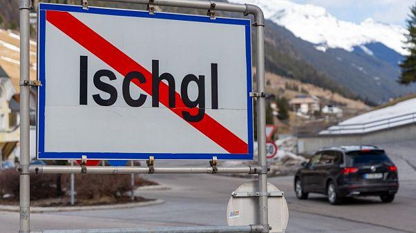 Depuis la station de ski d'Ischgl, le Covid-19 a fait boule de neige dans le monde entier