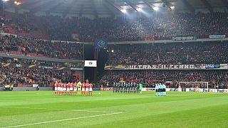 Lefújják a belga fociélvonal küzdelmeit
