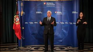 Portugal regista 209 mortes e prolonga estado de emergência