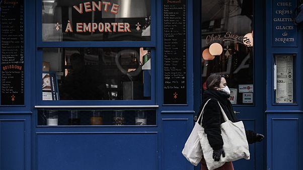 Fransa'da işe ara vermek zorunda kalanların sayısı 4 milyonu buldu