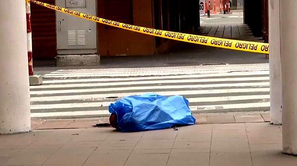 CORONAVIRUS | Cadáveres en las calles en Ecuador