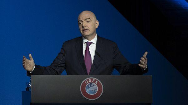 FIFA: 2020 wohl kaum Länderspiele mehr
