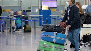 COVID-19: Κατακόρυφη πτώση της κίνησης στο αεροδρόμιο Ελ. Βενιζέλος