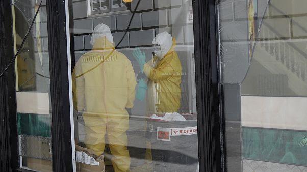 Mundo ultrapassa o milhão de casos de coronavírus