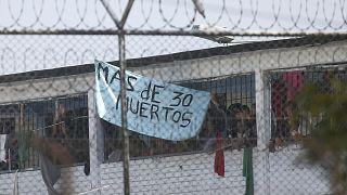 Motín en una cárcel colombiana por miedo a que no se tomen medidas contra el coronavirus
