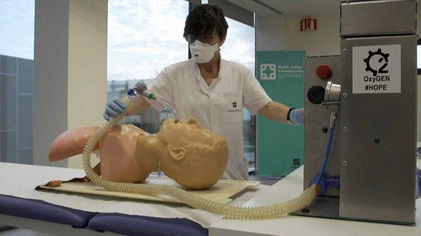 De los coches a los respiradores sanitarios: así ayudan las fábricas ante la pandemia