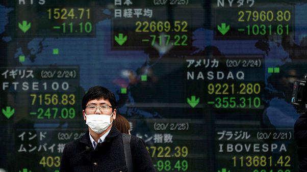 Asya Kalkınma Bankası: Covid-19'un küresel ekonomiye maliyeti 4,1 trilyon doları bulabilir