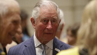 الأمير تشارلز في لندن - 2020/03/03
