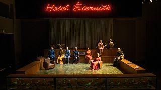 «Μένουμε Σπίτι» με το Εθνικό Θέατρο