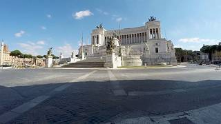 شاهد: المعالم التاريخية الخالدة بالعاصمة الإيطالية روما تشتاق إلى روادها