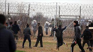 Türkiye-Yunanistan sınırı (Arşiv)