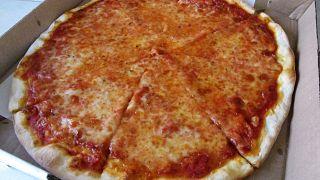طلبية بيتزا