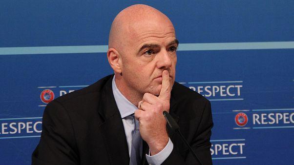 FIFA koronavirüs çalışma grubu hazirandaki tüm uluslararası maçların ertelenmesini tavsiye etti