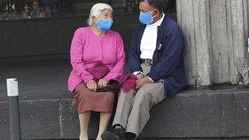 APTOPIX Virus Outbreak Ecuador