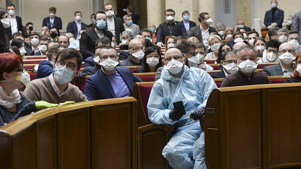 مجلس النواب الأوكراني