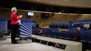 رئیس کمیسیون اروپا: امروز همبستگی در اروپا مسری شده است