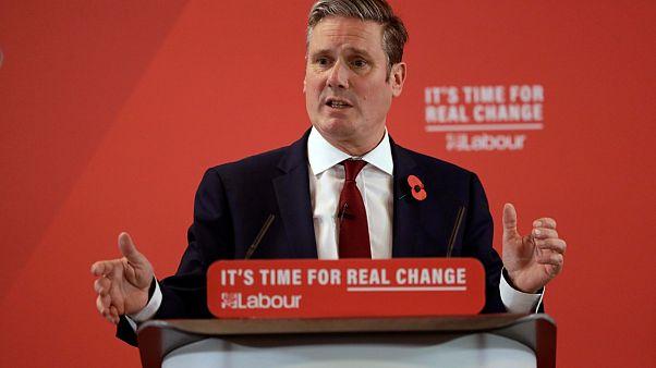Кир Стармер стал новым лидером британских лейбористов и пообещал сотрудничать с консерваторами