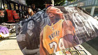 قاعة مشاهير كرة السلة تكرم كوبي براينت وتضعه على رأس لائحتها هذا العام